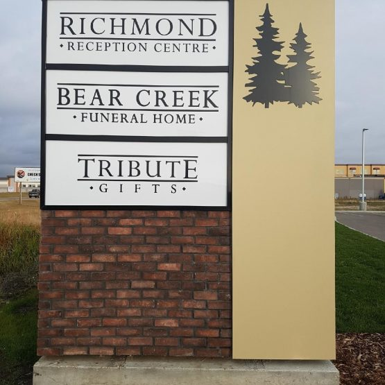 Bear Creek Funeral Home, Grande Prairie, Alberta
