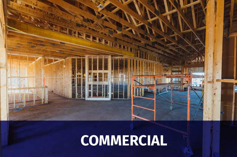Commercial Construction Services in Dawson Creek, BC
