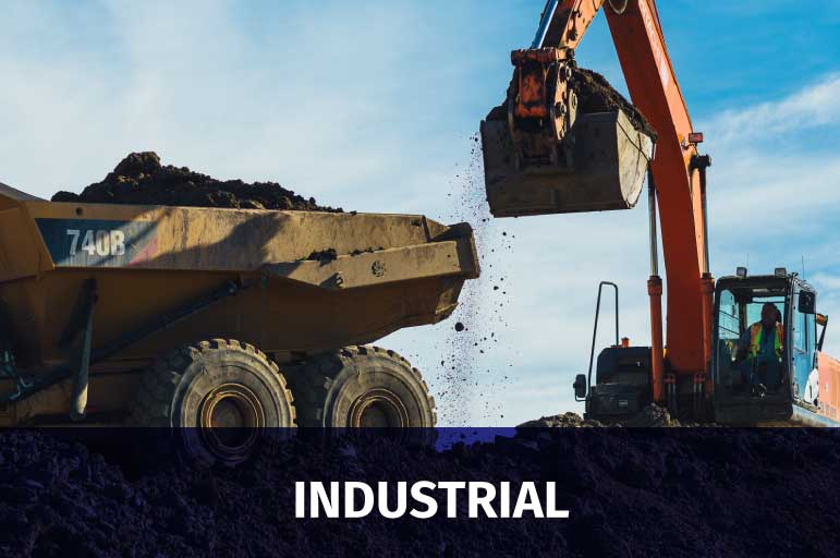 Industrial Construction Services in Dawson Creek, BC