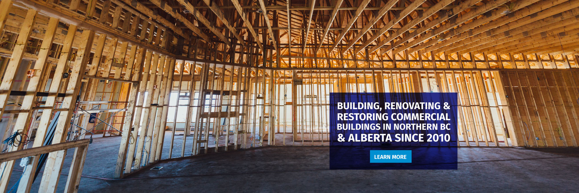 Commercial Builder in Dawson Creek, BC