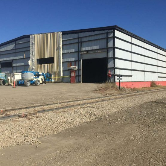 Louisiana Pacific (LP) Expansion, Dawson Creek, BC
