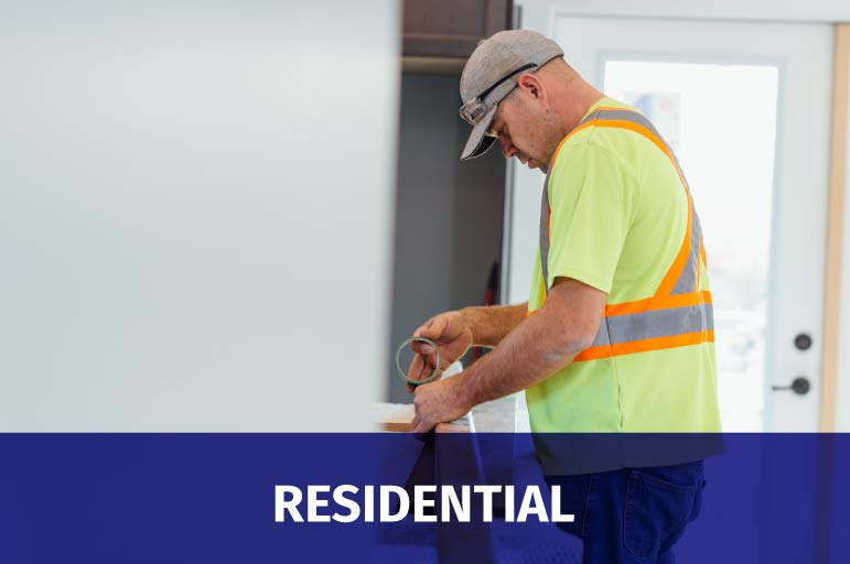 Residential Construction Services in Dawson Creek, BC