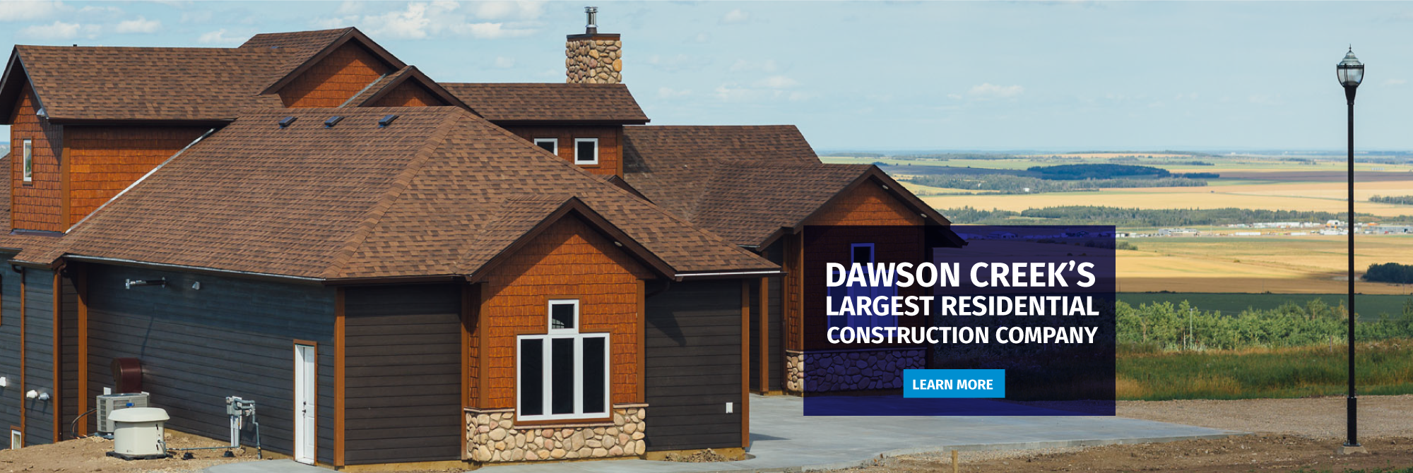 Residential Contractor in Dawson Creek, BC